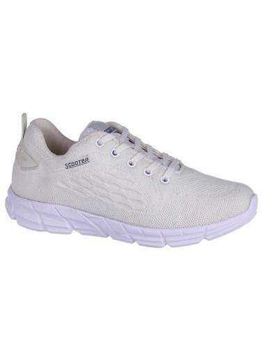 Scooter Ayakkabı Beyaz